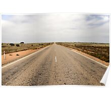 Across the Nullarbor  Poster