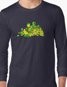 Collect Them All Long Sleeve T-Shirt