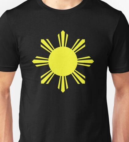 Eight Ray Sun Unisex T-Shirt