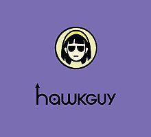Hawkguy - Bishop Variant by CZor04