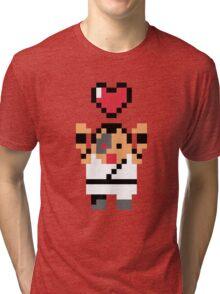 The Legend of Kano Tri-blend T-Shirt