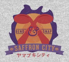 Saffron City Gym T-Shirt