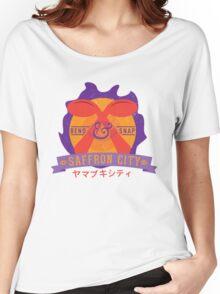 Saffron City Gym Women's Relaxed Fit T-Shirt