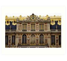 Palace of the Sun King Art Print