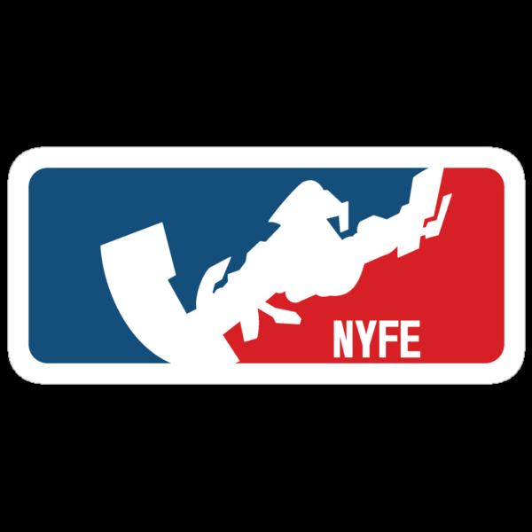 NYFE Racing by OrangeRakoon
