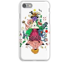 Nuclear Throne - Character Totem Pole - HIGH QUALITY iPhone Case/Skin