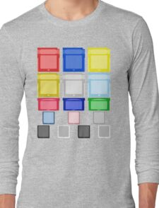 Generation Games Long Sleeve T-Shirt
