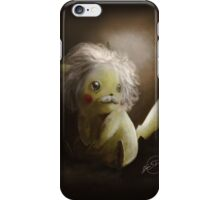 Pikastein iPhone Case/Skin