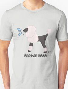 Poodle Spit! T-Shirt