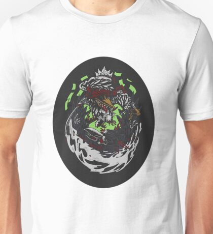 Nuclear Throne - Chicken's Descent into Madness - HIGH QUALITY Unisex T-Shirt