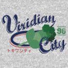 Viridian City Gym by cassdowns
