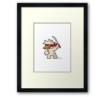 Nuclear Throne - Chicken - HIGH QUALITY Framed Print