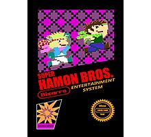 Super Hamon Bros Photographic Print