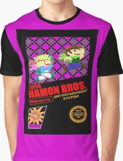 Super Hamon Bros Graphic T-Shirt