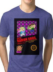 Super Hamon Bros Tri-blend T-Shirt