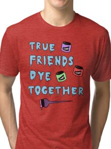 Dye Together Tri-blend T-Shirt