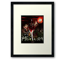 "Gyossait ""You and"" Print Framed Print"