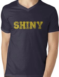 Shiny... Mens V-Neck T-Shirt