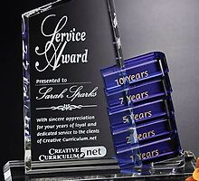 Crystal Awards for Your Top Employees by edcocomp