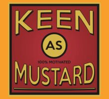 Keen As Mustard by waynejay