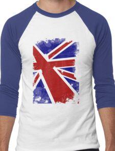 Love UK Men's Baseball ¾ T-Shirt