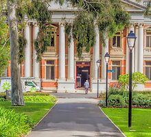 Supreme Court, Perth, Western Australia by Elaine Teague
