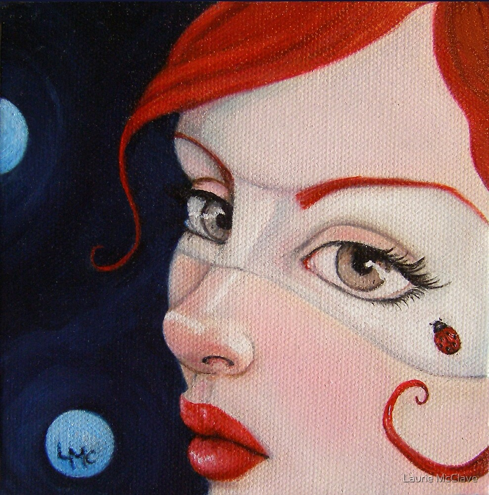 Ladybird by Laurie McClave