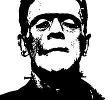 Frankenstein (1931) by Andrew Lyon