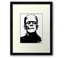Frankenstein (1931) Framed Print