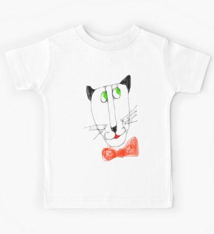 CAT MEW Kids Tee