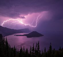 Crater Storm by Chad Dutson