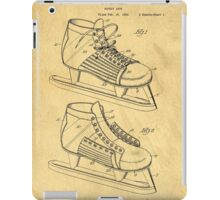 Hockey Skates iPad Case/Skin