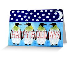 HAPPY HOLIDAYS 13 Greeting Card