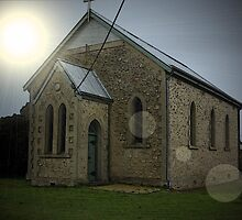 Milang Church by JaninesWorld