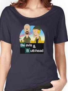 Breaking Beavis  Women's Relaxed Fit T-Shirt