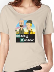 Breaking Beavis  Women's Relaxed Fit T-Shirt
