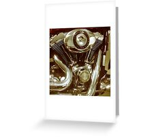 96 Cubic Inches Greeting Card