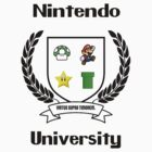 Nintendo University by LittleRedTrike