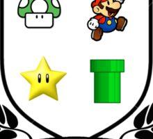 Nintendo University Sticker