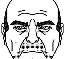 Hank Schrader- The DEA by stylishtech