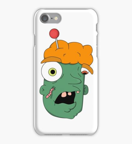 Wormy Will iPhone Case/Skin