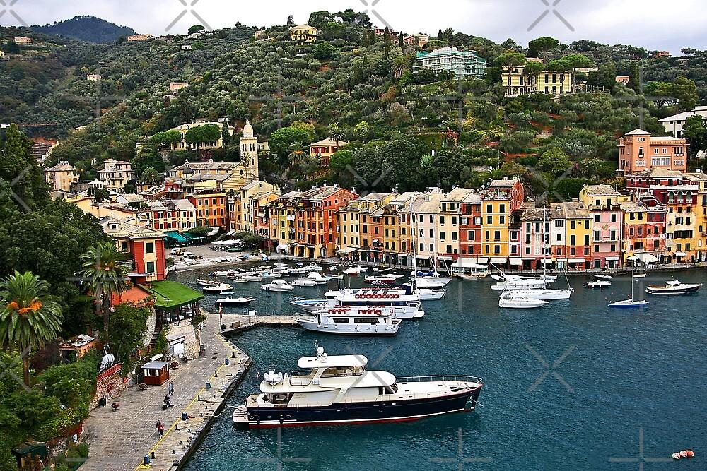 Portofino by Yampimon