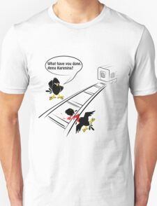 Anna Karenina Unisex T-Shirt