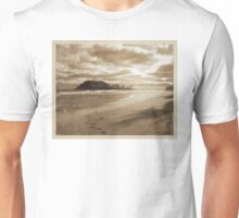Footsteps In The Sand Unisex T-Shirt