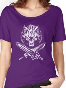Ultima Buster  Women's Relaxed Fit T-Shirt