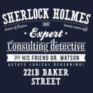Sherlock Holmes Ad -Light- by Azafran