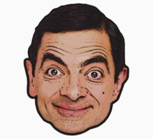 Mr Bean Face (Draw) by vincepro76