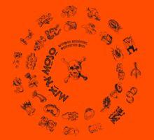 Monkey Island - Mix'n Mojo Kids Tee