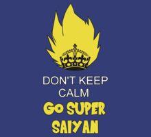 Go Super Saiyan by pwni
