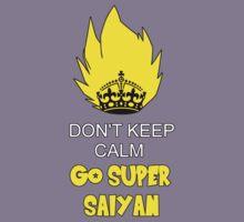 Go Super Saiyan Kids Clothes